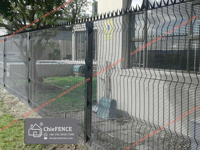 High-Security Fence