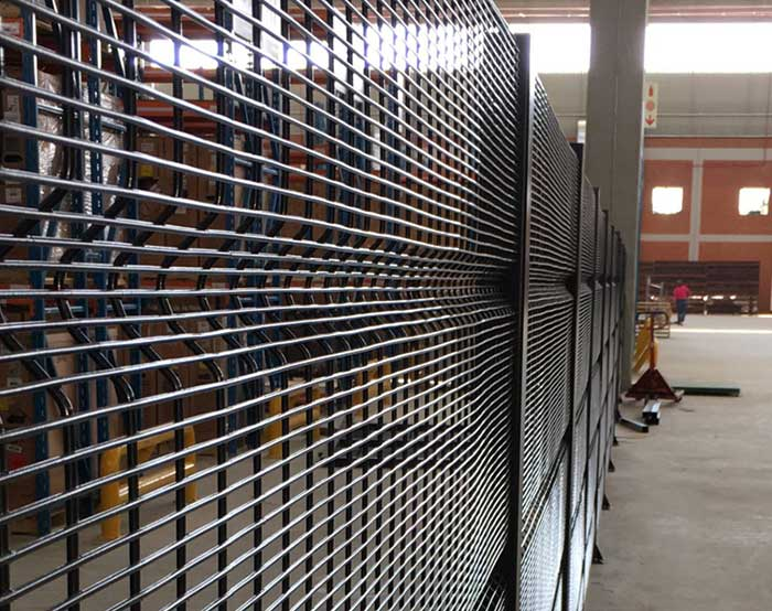 High security fence for stock