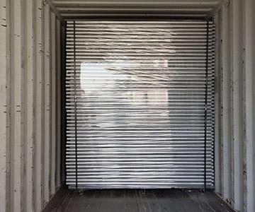 Australia temporary fence loading