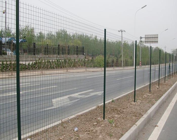 1.8m Euro fence