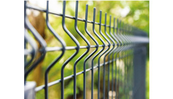 How is the Bending Fence Netting Produced?